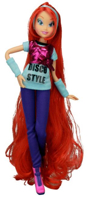 """Кукла WINX CLUB """"Магия красоты"""", Bloom"""