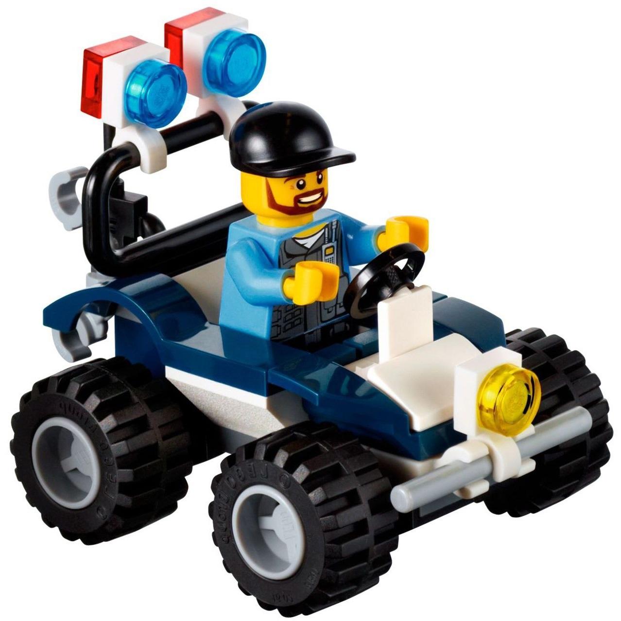 278Квадроцикл  из лего