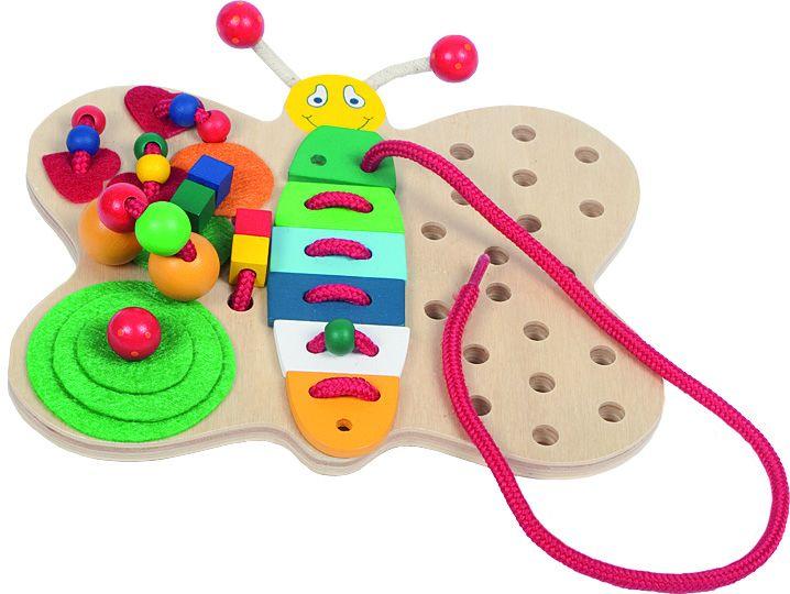 Игрушки для развития мелкой моторики детям до 1 года своими руками
