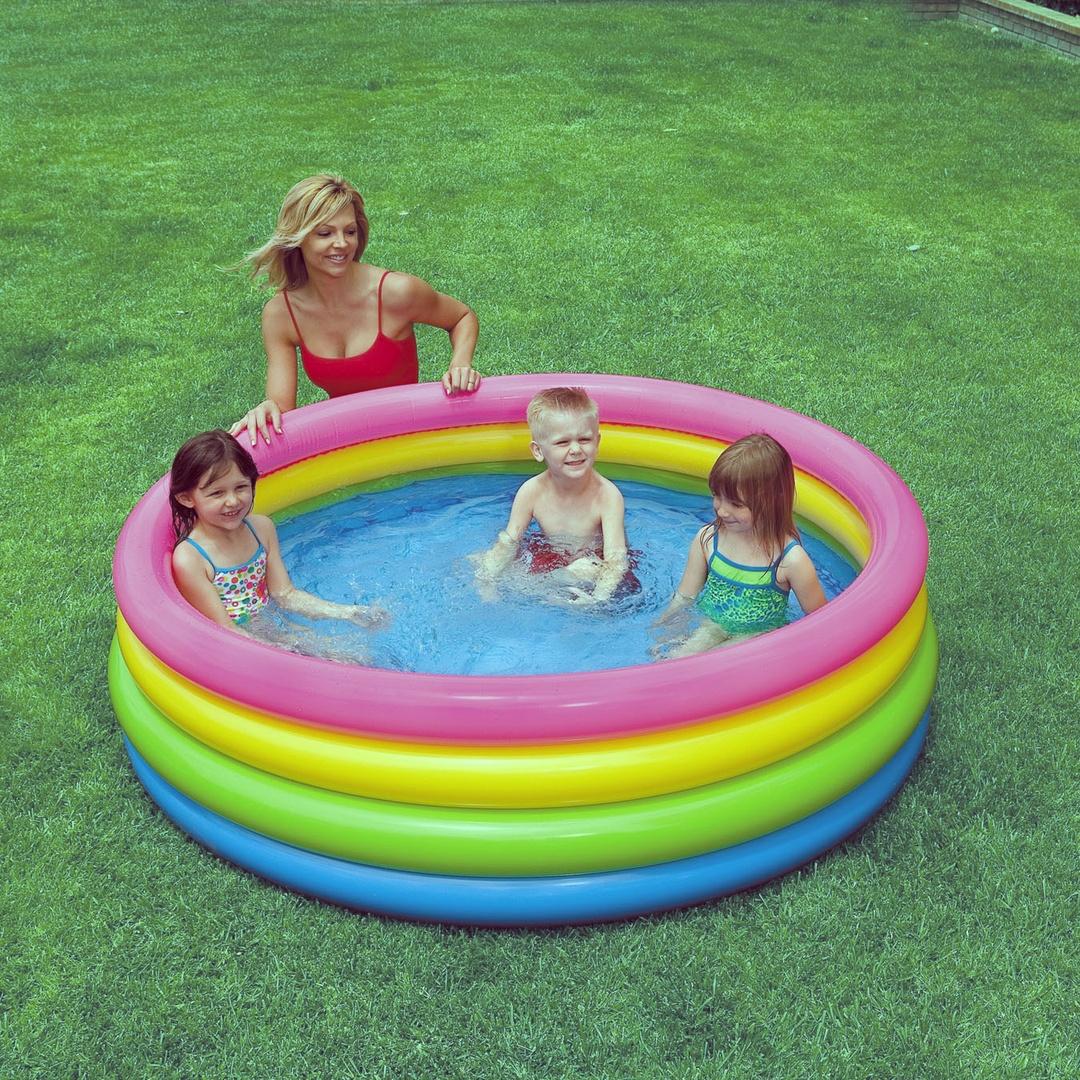 надувной бассейн чебоксары