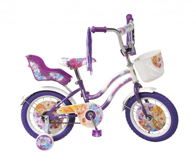 двухколесный велосипед navigator winx