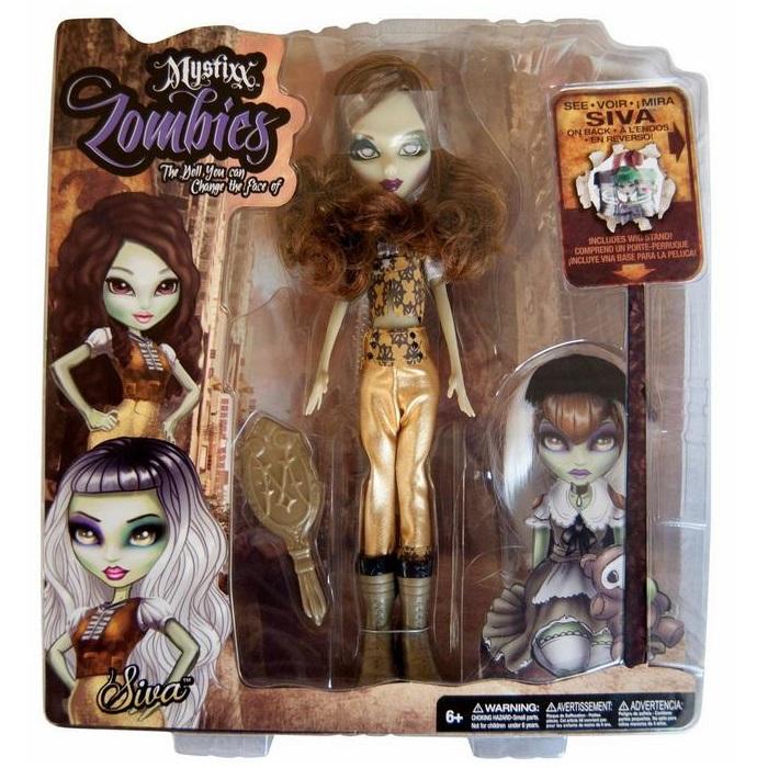 это небольшой кукла мистикс зомби священный праздник несёт