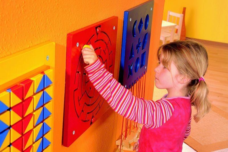 Лабиринт в детском саду своими руками 65
