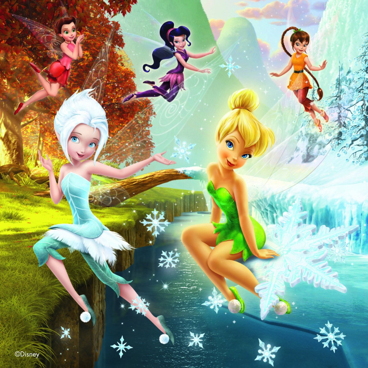 Nude tinkerbell animations nackt picture